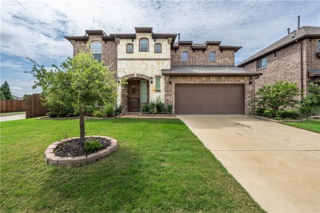 1287 Polo Heights Drive, Frisco, TX 75033 (MLS #13935640) :: Pinnacle Realty Team