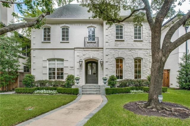 3608 Harvard Avenue, Highland Park, TX 75205 (MLS #13935644) :: North Texas Team | RE/MAX Advantage