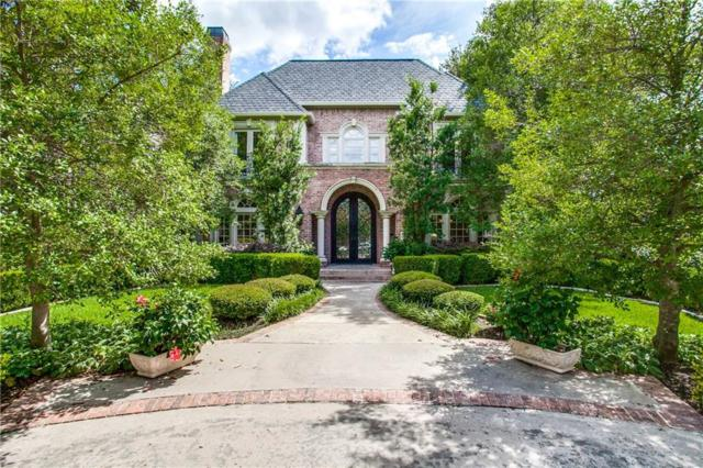 3207 Beverly Drive, Highland Park, TX 75205 (MLS #13935729) :: Frankie Arthur Real Estate