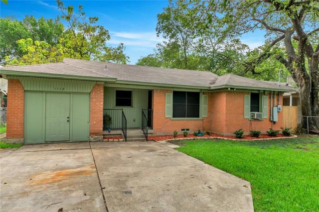 1112 Ervin Lane, Mesquite, TX 75149 (MLS #13935737) :: RE/MAX Town & Country