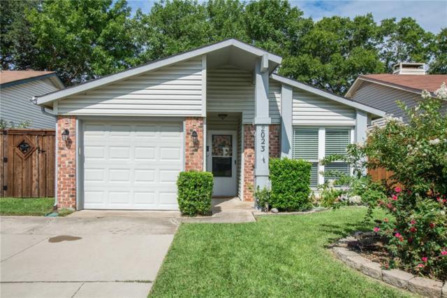 2023 Via Corona, Carrollton, TX 75006 (MLS #13935751) :: Team Tiller