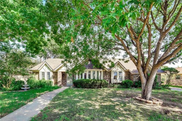 332 Mayfair Drive, Hurst, TX 76054 (MLS #13935805) :: The Mitchell Group