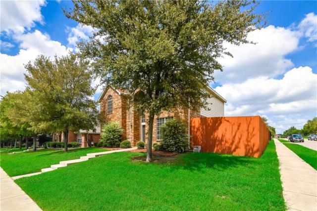 9716 Spring Drive, Frisco, TX 75035 (MLS #13935841) :: Pinnacle Realty Team