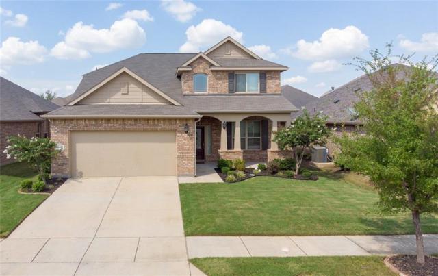 16421 Amistad Avenue, Prosper, TX 75078 (MLS #13935854) :: The Chad Smith Team