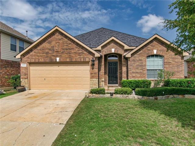 2645 Calmwater Drive, Little Elm, TX 75068 (MLS #13935868) :: Team Tiller