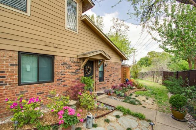 5634 Cedar Creek Drive, Benbrook, TX 76109 (MLS #13935889) :: Potts Realty Group