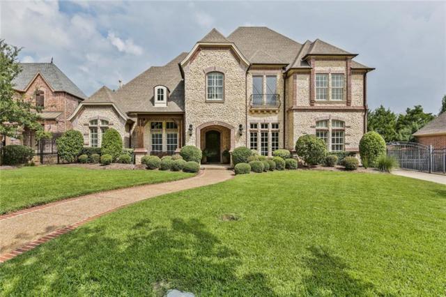 642 Castle Rock Drive, Southlake, TX 76092 (MLS #13935904) :: Team Tiller