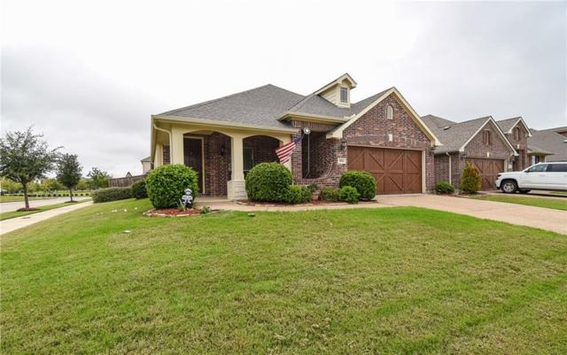 801 Lighthouse Lane, Savannah, TX 76227 (MLS #13935915) :: Pinnacle Realty Team
