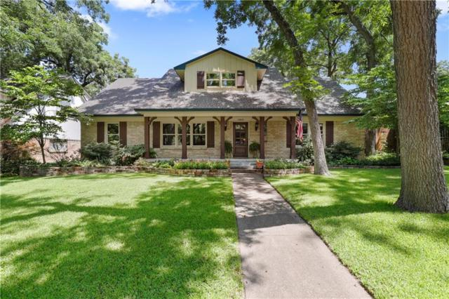 10915 Ridgemeadow Drive, Dallas, TX 75218 (MLS #13935933) :: RE/MAX Town & Country