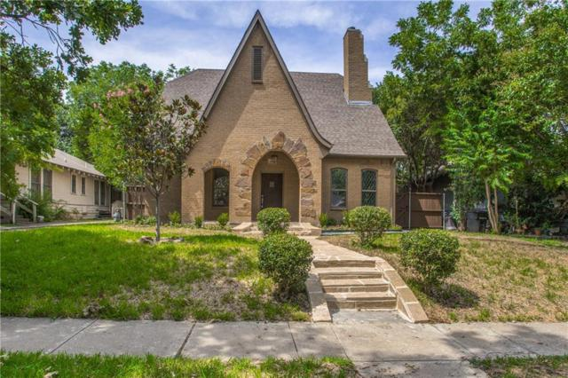 5339 Richard Avenue, Dallas, TX 75206 (MLS #13935942) :: RE/MAX Town & Country