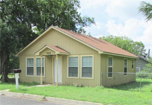 204 S Lennox Street, Stephenville, TX 76401 (MLS #13935984) :: RE/MAX Landmark