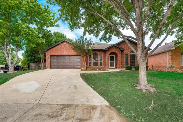 1501 Cheyenne Trail, Mansfield, TX 76063 (MLS #13936070) :: The Mitchell Group