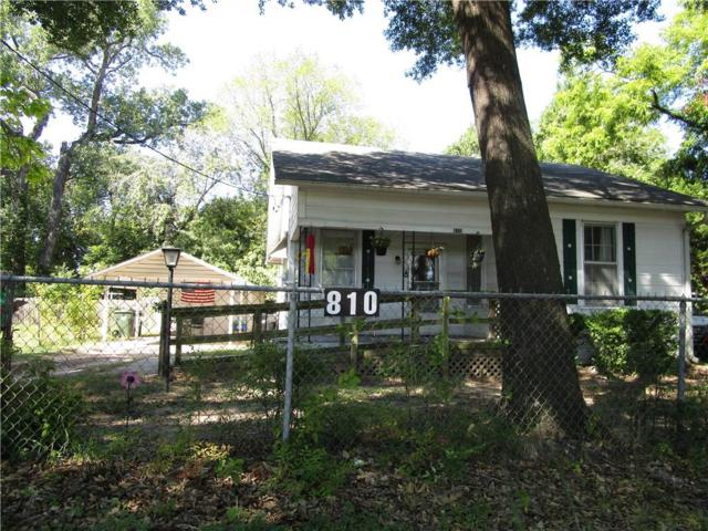 810 N Commerce Street, Corsicana, TX 75110 (MLS #13936139) :: Team Tiller