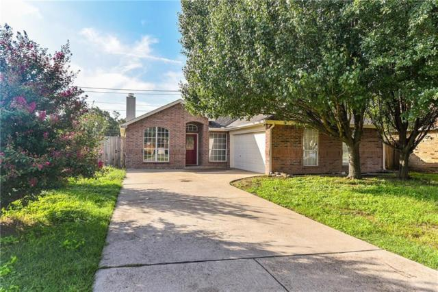 1603 Watson Drive, Mansfield, TX 76063 (MLS #13936213) :: The Mitchell Group