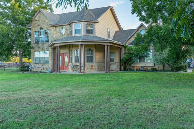 129 Plantation Oaks Court, Springtown, TX 76082 (MLS #13936230) :: The Chad Smith Team