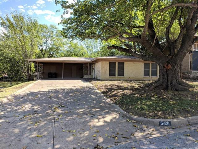 5421 Waltham Avenue, Fort Worth, TX 76133 (MLS #13936237) :: North Texas Team | RE/MAX Advantage