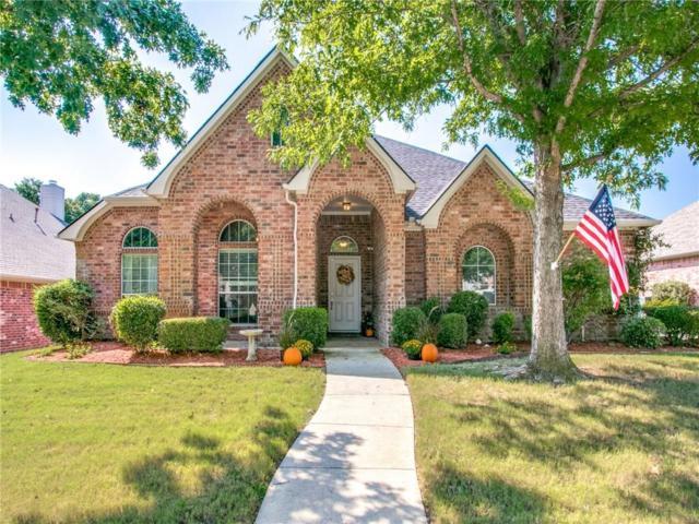 1604 Palo Verde Drive, Denton, TX 76210 (MLS #13936247) :: Baldree Home Team