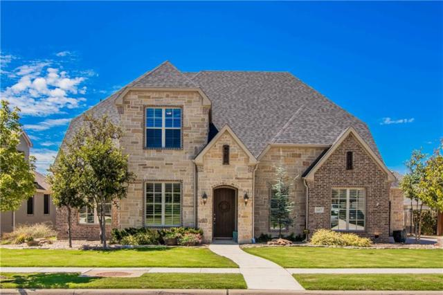 107 Grey Stone Street, Aledo, TX 76008 (MLS #13936250) :: The Mitchell Group