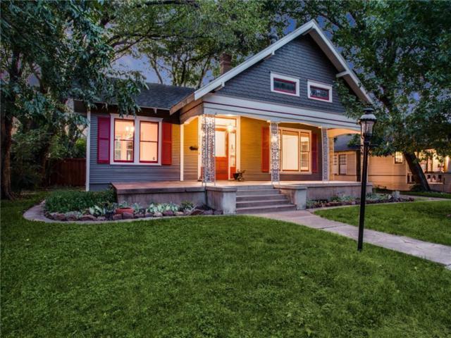 211 S Windomere Avenue, Dallas, TX 75208 (MLS #13936375) :: RE/MAX Landmark