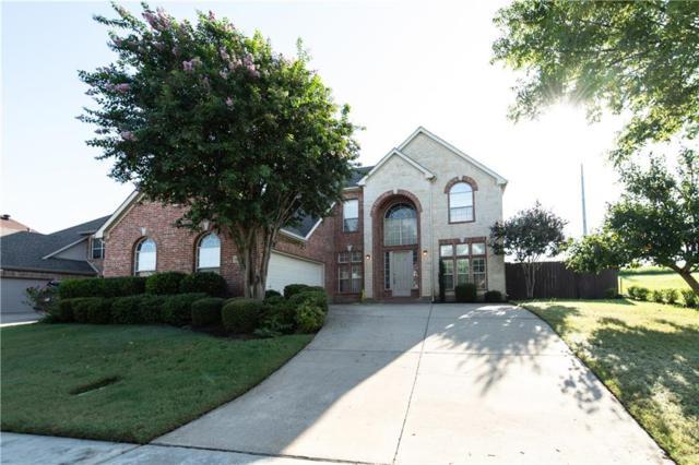 3520 Cimarron Drive, Carrollton, TX 75007 (MLS #13936389) :: Team Tiller
