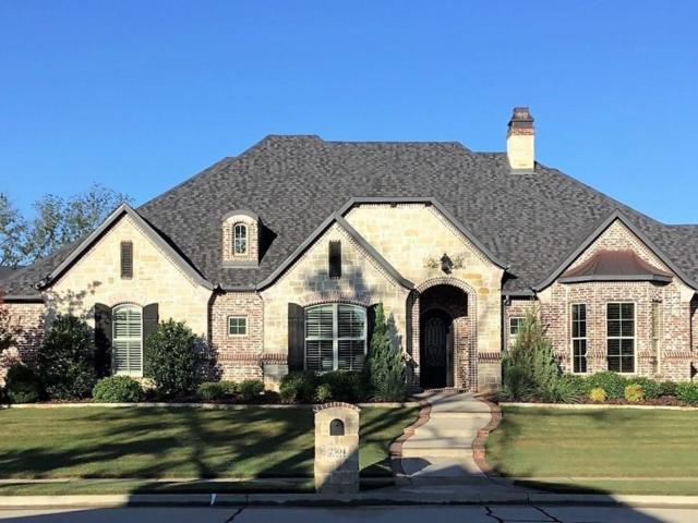 2504 Riata Drive, Sherman, TX 75092 (MLS #13936424) :: Baldree Home Team