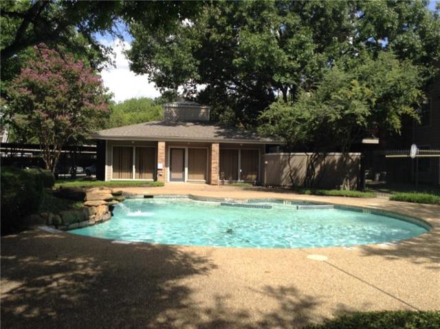 8109 Skillman Street #1022, Dallas, TX 75231 (MLS #13936426) :: Team Tiller