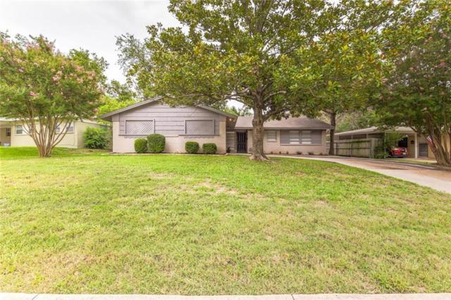 5509 Winifred Drive, Fort Worth, TX 76133 (MLS #13936427) :: North Texas Team | RE/MAX Advantage