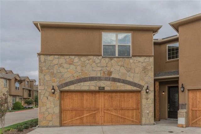 2675 Venice Drive #1, Grand Prairie, TX 75054 (MLS #13936443) :: Century 21 Judge Fite Company