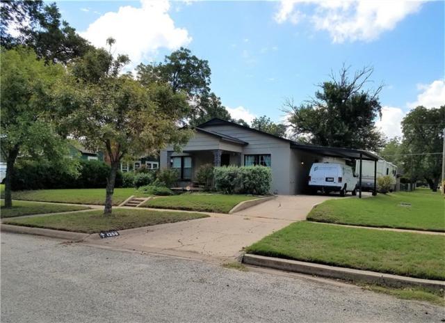1358 Amarillo Street, Abilene, TX 79602 (MLS #13936460) :: The Tonya Harbin Team
