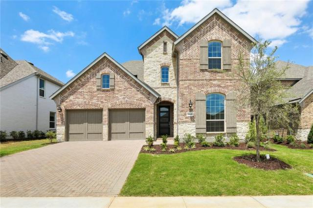 1640 Trellis Drive, Prosper, TX 75078 (MLS #13936461) :: Pinnacle Realty Team
