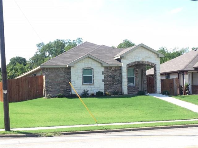 2001 Dalworth Street, Grand Prairie, TX 75050 (MLS #13936494) :: Century 21 Judge Fite Company