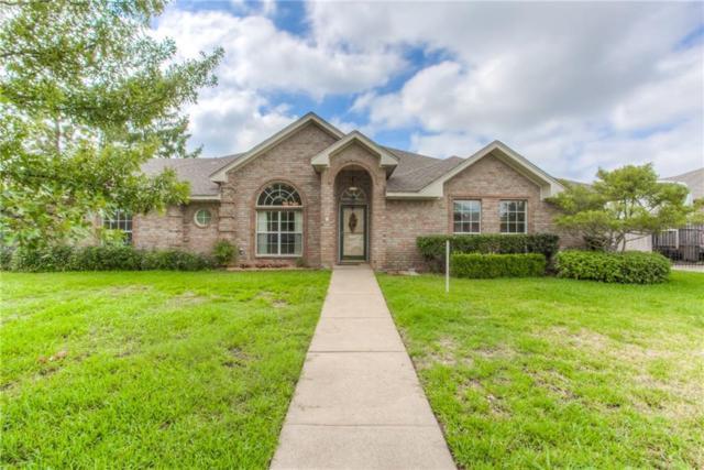 1264 Cross Creek Drive, Kennedale, TX 76060 (MLS #13936496) :: Century 21 Judge Fite Company