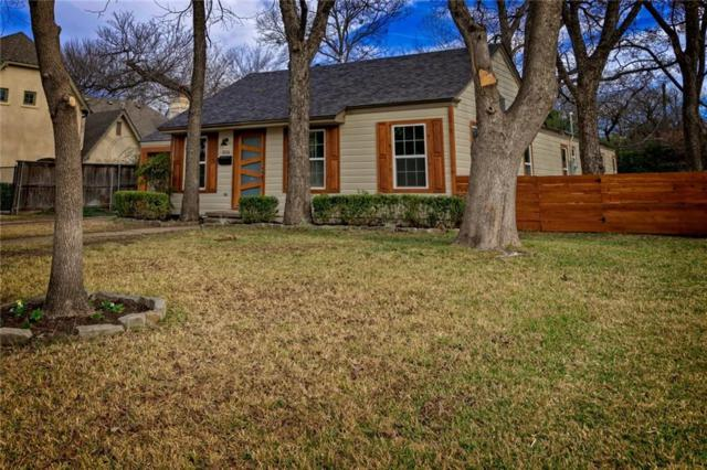 856 N Bailey Avenue, Fort Worth, TX 76107 (MLS #13936501) :: The Mitchell Group