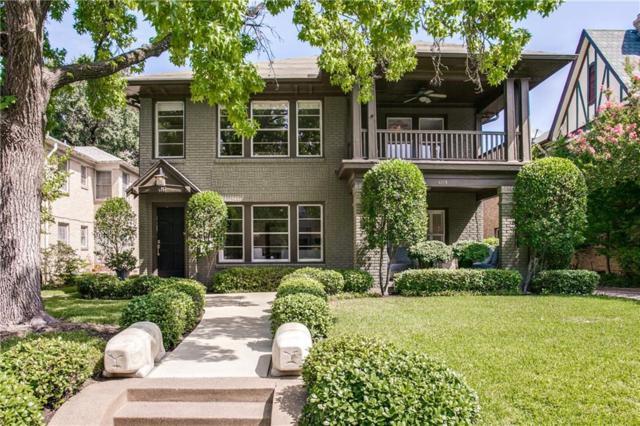 4119 Prescott Avenue, Dallas, TX 75219 (MLS #13936503) :: Robbins Real Estate Group