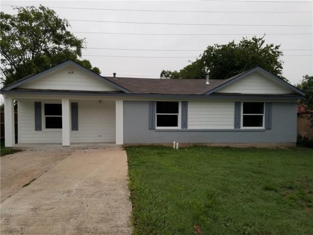 2717 El Capitan Drive, Dallas, TX 75228 (MLS #13936530) :: The Mitchell Group