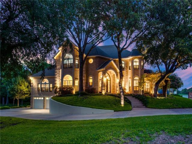 3609 Clubgate Drive, Fort Worth, TX 76137 (MLS #13936547) :: The Mitchell Group