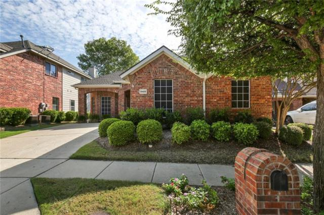 4409 Rancho Del Norte Trail, Mckinney, TX 75070 (MLS #13936561) :: RE/MAX Town & Country