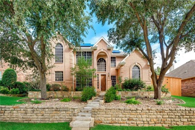 9717 Wolf Creek Drive, Irving, TX 75063 (MLS #13936572) :: RE/MAX Town & Country