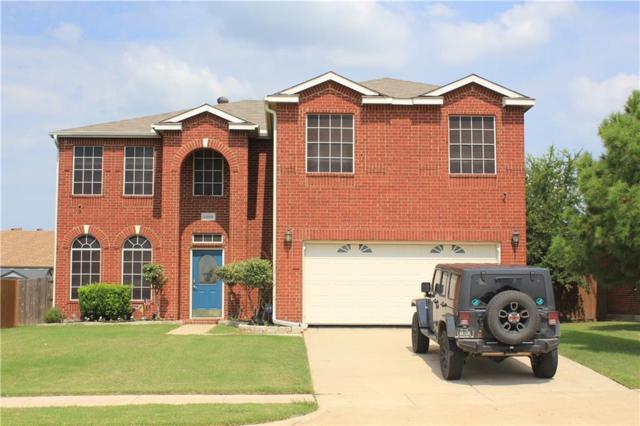 2205 Willow Drive, Little Elm, TX 75068 (MLS #13936593) :: Team Tiller
