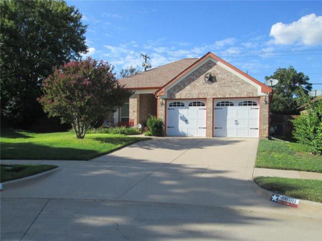 2608 Chesapeake Street, Euless, TX 76040 (MLS #13936600) :: The Mitchell Group