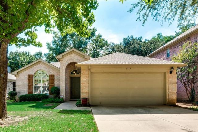 1713 Ingleside Drive, Flower Mound, TX 75028 (MLS #13936603) :: Magnolia Realty