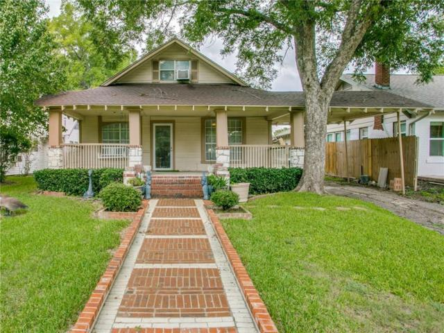 5843 Richmond Avenue, Dallas, TX 75206 (MLS #13936606) :: The Mitchell Group