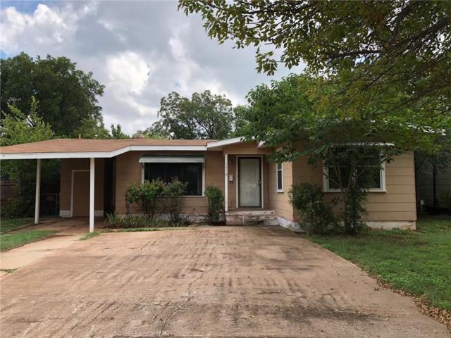 901 S Crockett Drive, Abilene, TX 79605 (MLS #13936612) :: The Tonya Harbin Team