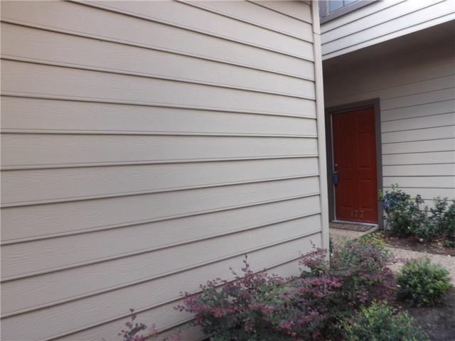 5100 Verde Valley Lane #177, Dallas, TX 75254 (MLS #13936629) :: Team Tiller