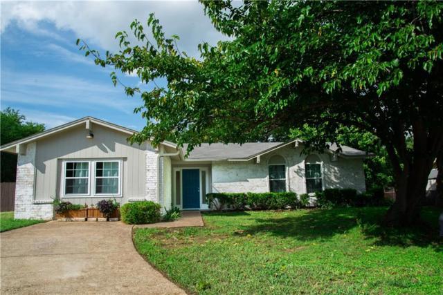 1423 Woodford Court, Denton, TX 76209 (MLS #13936674) :: Team Tiller