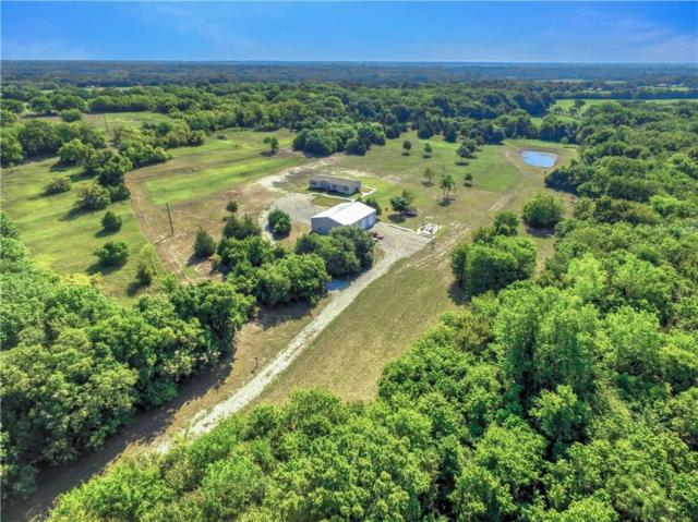 5054 Rose Hill Road, Whitewright, TX 75491 (MLS #13936731) :: Baldree Home Team