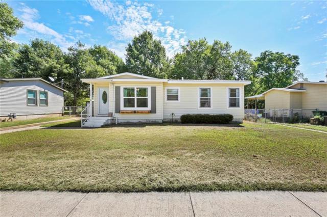 230 Michael Boulevard, Hurst, TX 76053 (MLS #13936735) :: The Mitchell Group