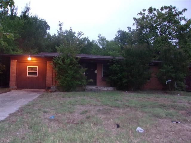 5565 Burton Avenue, Fort Worth, TX 76119 (MLS #13936744) :: RE/MAX Landmark