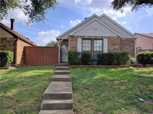 240 Teakwood Lane, Lewisville, TX 75067 (MLS #13936782) :: Team Tiller