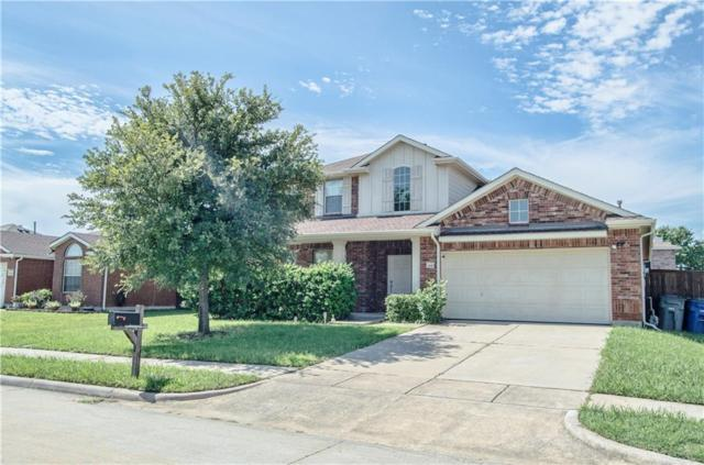 2116 Woodhaven Drive, Little Elm, TX 75068 (MLS #13936783) :: RE/MAX Town & Country